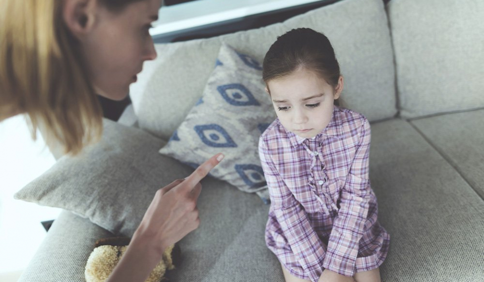 Physical punishment has negative effects